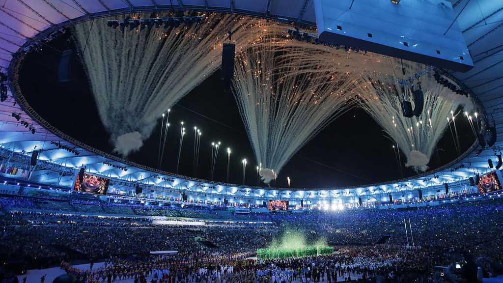 Rio 2016 Olympic Games 1